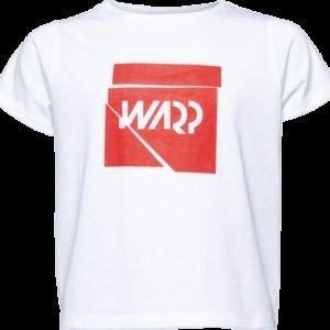 Warp Logo Tee T-Paita