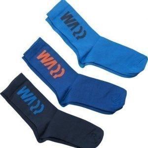 Warp T Sock 3p sukat
