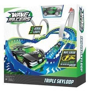Wave Racers Triple Sky Loop Raceway