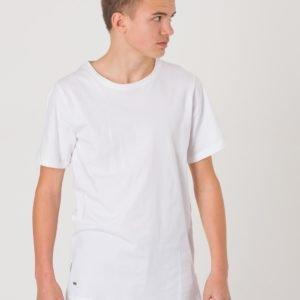 Way Ink Jay Ss Tee T-Paita Valkoinen