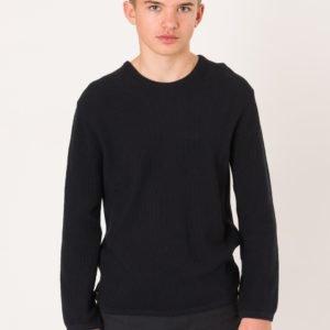 Way Ink Marvin Knit Wear Neule Musta