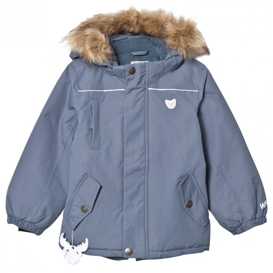 Wheat Jacket Vilmar Blue Parkatakki
