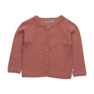 Wheat Knit Cardigan Isolde