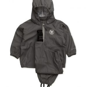 Wheat Rain Jacket And Overall