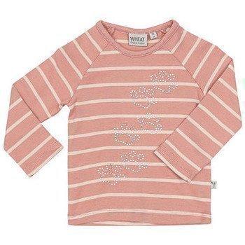 Wheat Sienna pitkähihainen T-paita t-paidat pitkillä hihoilla