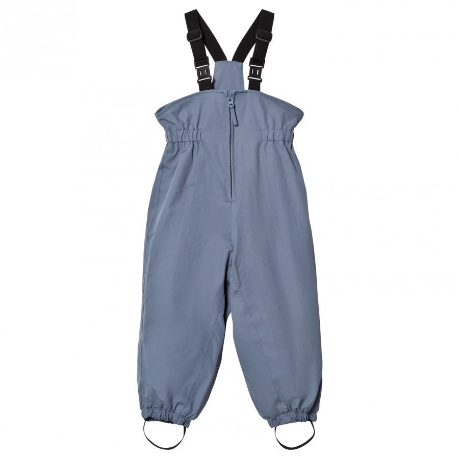 Wheat Ski Pants Elastic Blue Toppahousut