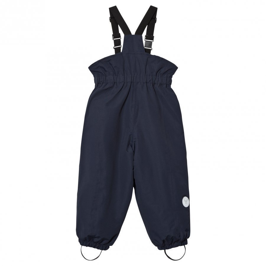 Wheat Ski Pants Elastic Navy Toppahousut