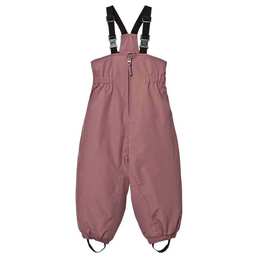 Wheat Ski Pants Elastic Plum Toppahousut