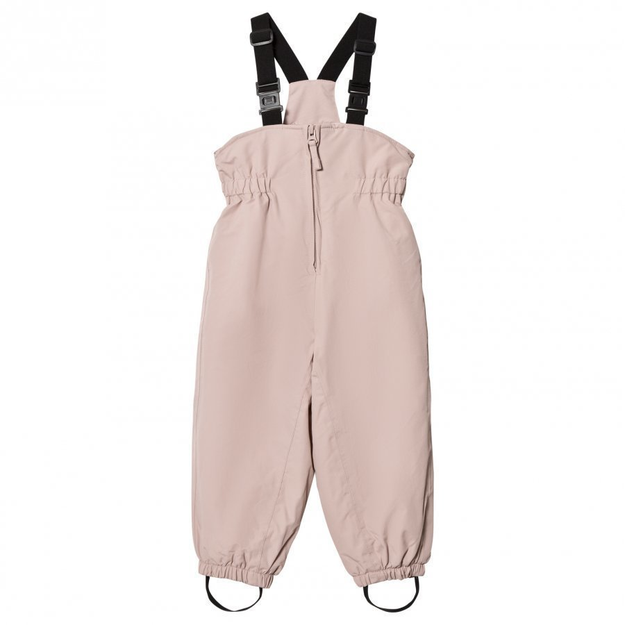 Wheat Ski Pants Elastic Rose Powder Toppahousut