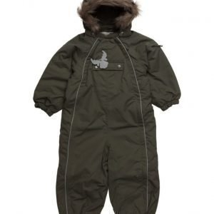 Wheat Snowsuit Fur