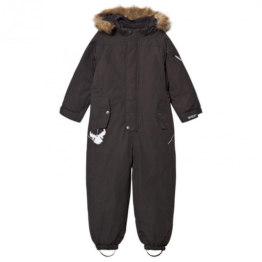 Wheat Snowsuit Miley Charcoal Toppahaalari