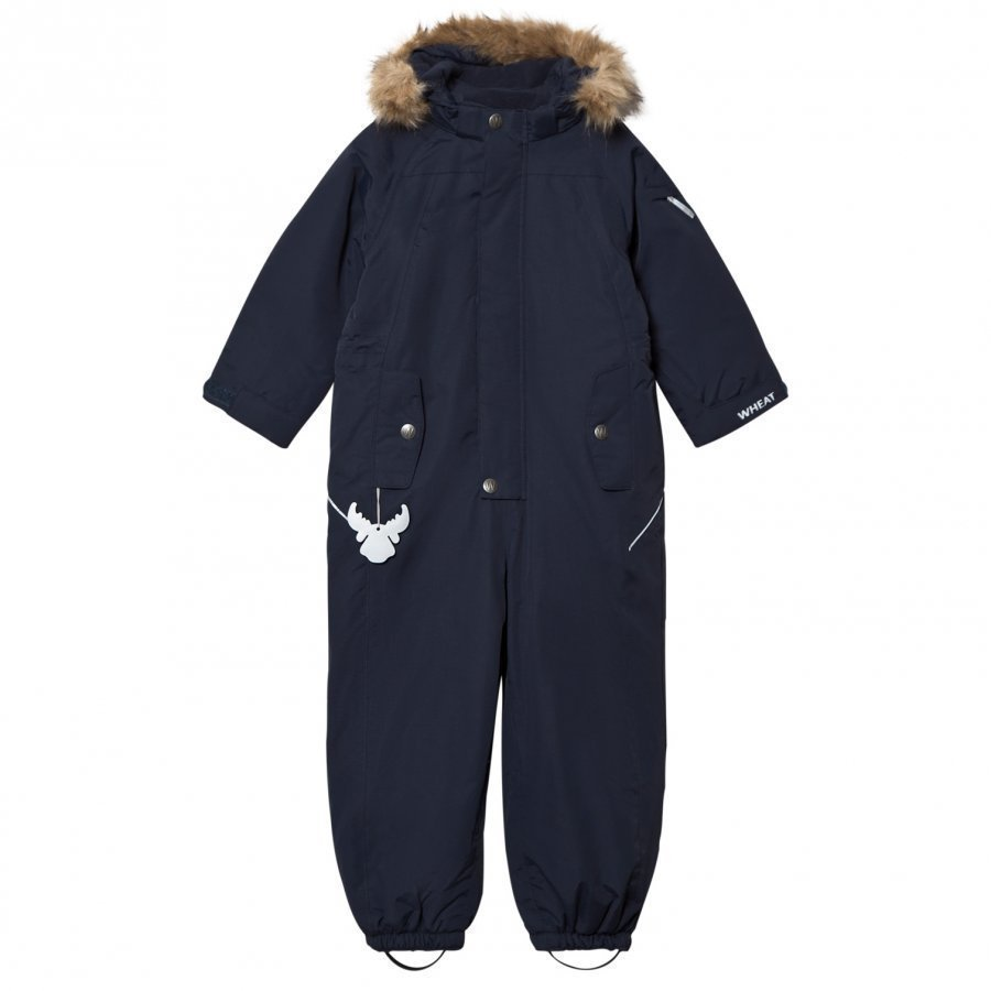 Wheat Snowsuit Miley Navy Toppahaalari