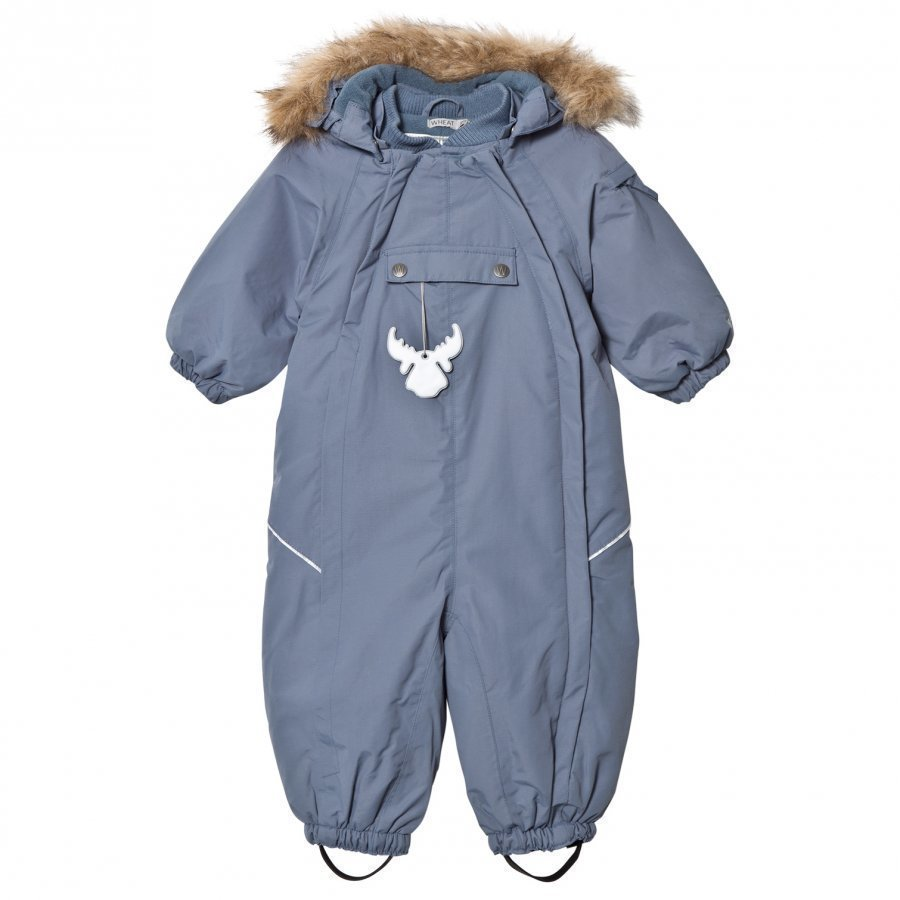 Wheat Snowsuit Nickie Blue Toppahaalari