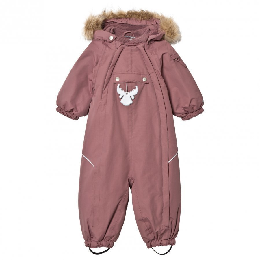 Wheat Snowsuit Nickie Plum Toppahaalari