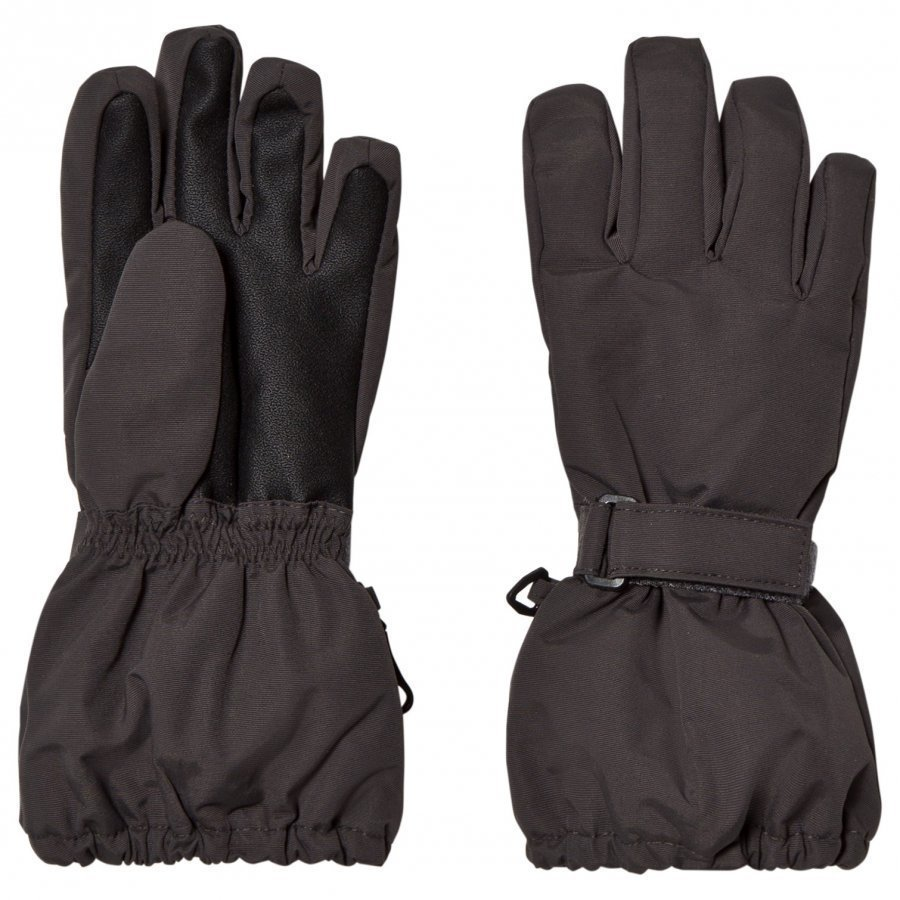 Wheat Technical Gloves Charcoal Hanskat