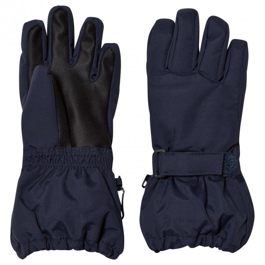 Wheat Technical Gloves Navy Hanskat