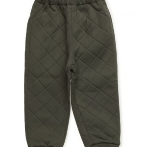 Wheat Thermo Pants