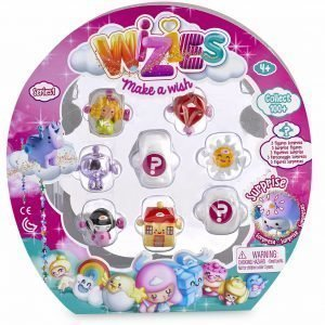 Wizies Pack 8 Figures