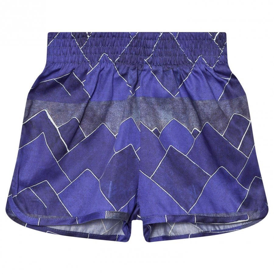 Wolf & Rita Augusto Shorts Mountains Juhlashortsit