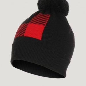 Woolrich Buffalo Beanie Hat Hattu Musta