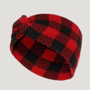 Woolrich Headband Hattu Punainen