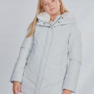 Woolrich Luxury Boulder Coat Takki Harmaa