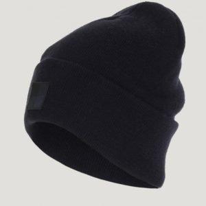 Woolrich Slouchy Beanie Hat Hattu Sininen