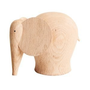 Woud Nunu Elefantti Keskikokoinen