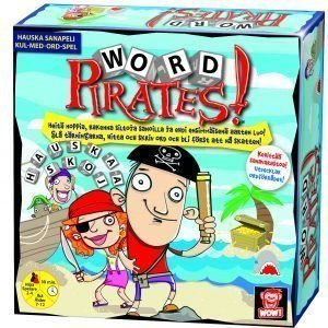 Wow Word Pirates Peli