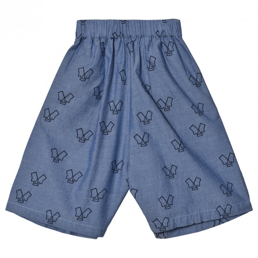 Wynken Chambray Monster Culottes Capri