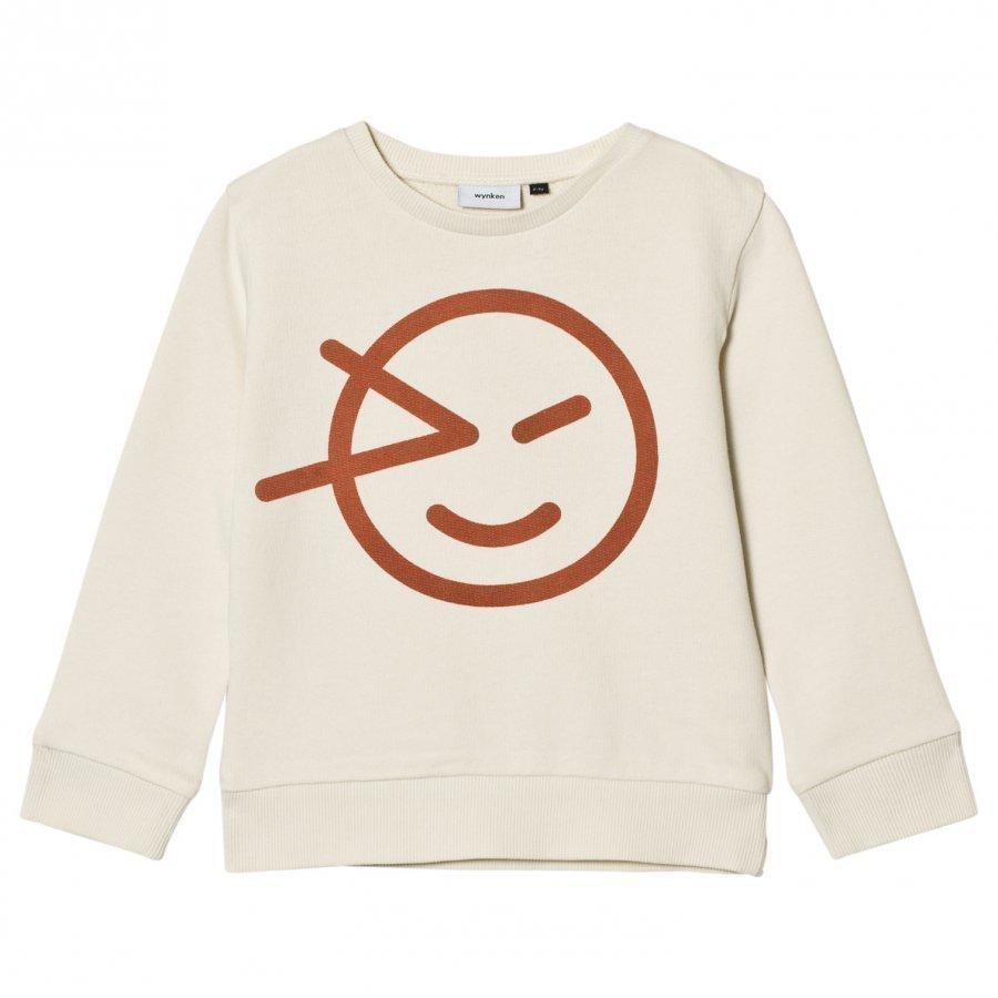 Wynken Cream Wink Sweatshirt Oloasun Paita
