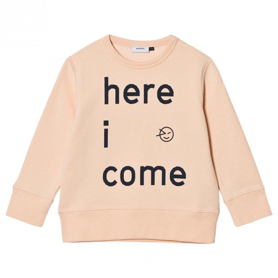 Wynken Here I Come Sweatshirt Blush Oloasun Paita