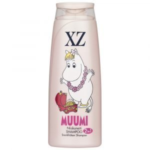 Xz Niiskuneiti 2in1 Shampoo 250 Ml