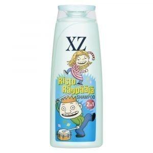 Xz Risto Räppääjä 2in1 Shampoo 250 Ml