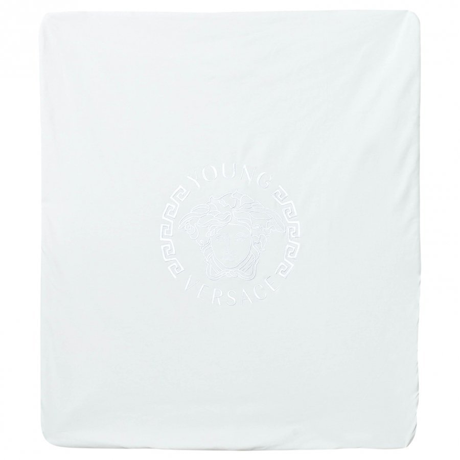 Young Versace Gold Medusa Baby Blanket Huopa