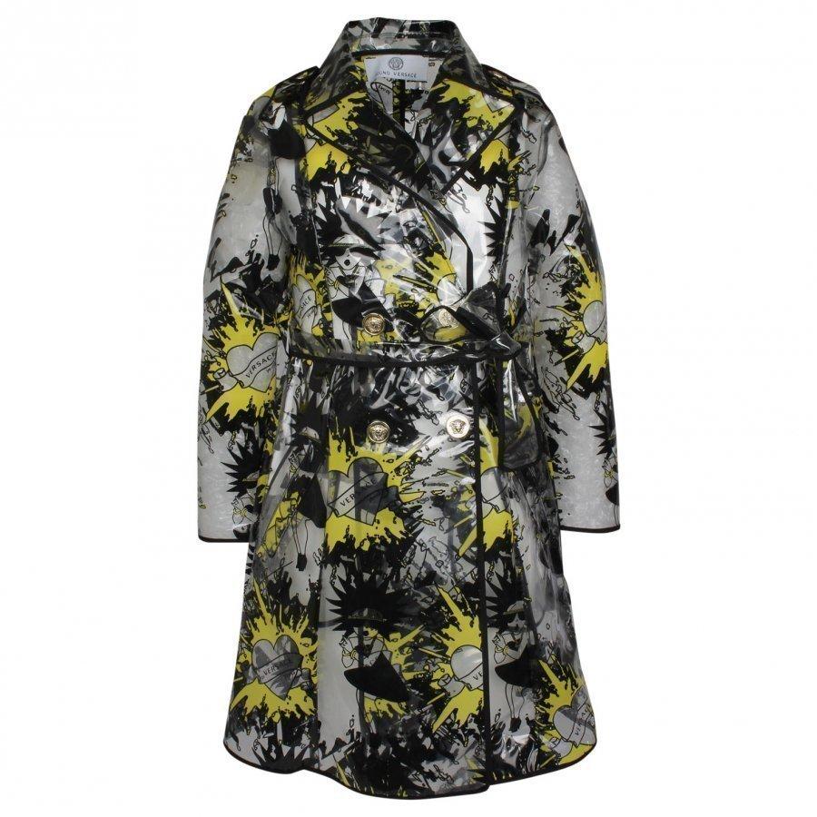 Young Versace Jacket Transparent Talvitakki