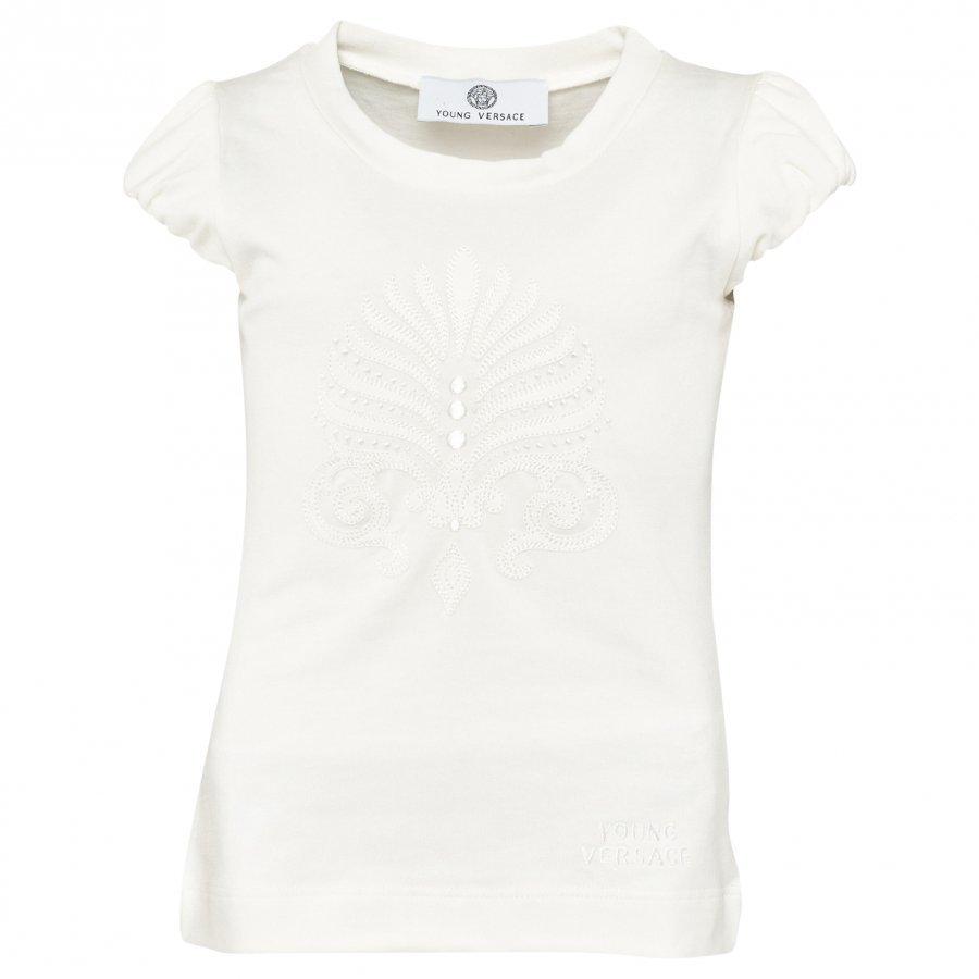 Young Versace T-Shirt White T-Paita