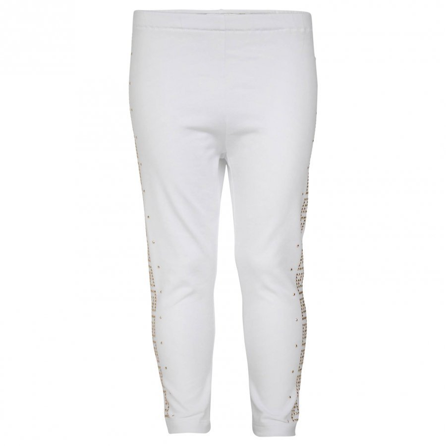 Young Versace Trousers White Housut