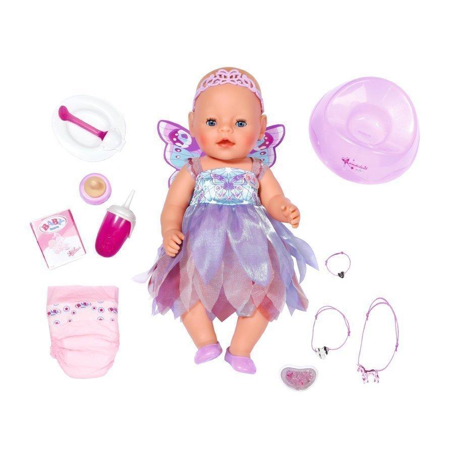 Baby Born nuken Juhlamekko tarvikkeineen