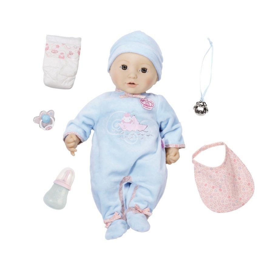 Zapf Creation Vauvanukke Baby Annabell Veli