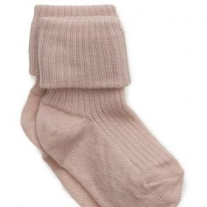 mp Denmark Ankle Wool Rib Turn Down
