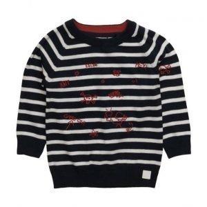 name it Nitkool Ls Knit Pullover Mz