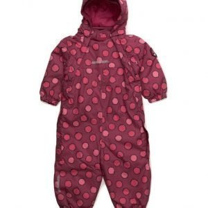 name it Nitstorm M Snowsuit Aop Sangria Fo 316
