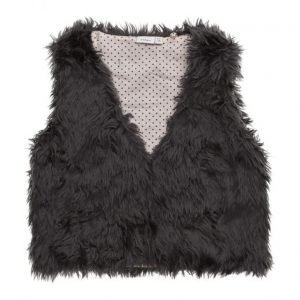 name it Nitwedina Fake Fur Vest Wl Nmt