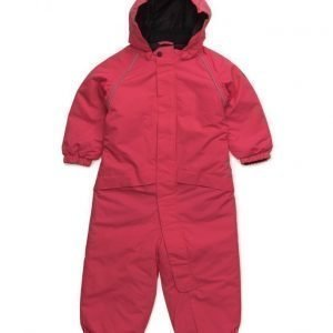 name it Nitwind M Snowsuit Raspberry Fo 316